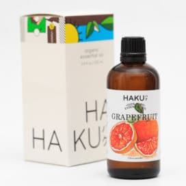 chai 100 ml grapefruit essential oil