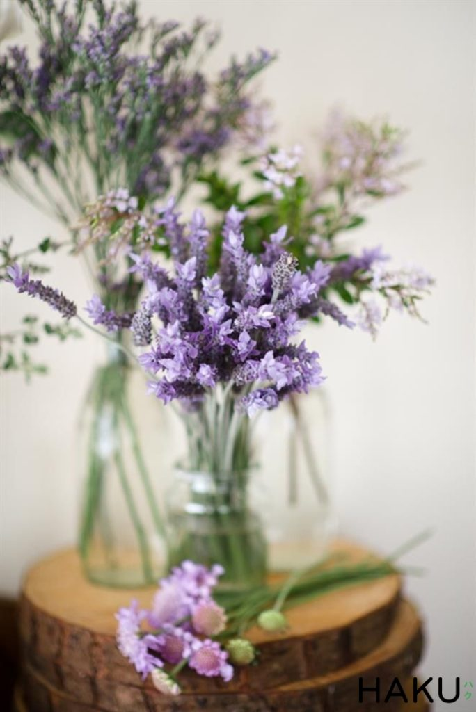 cach cam hoa lavender phap dep