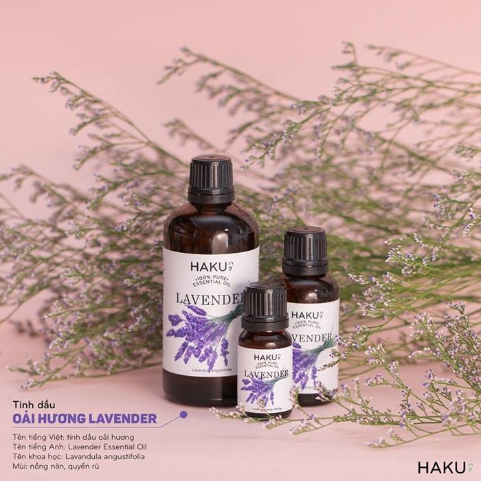 tinh dau oai huong lavender thu gian ngu ngon