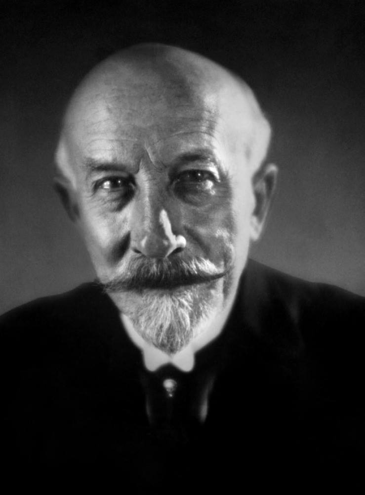 chan dung cua georges melies